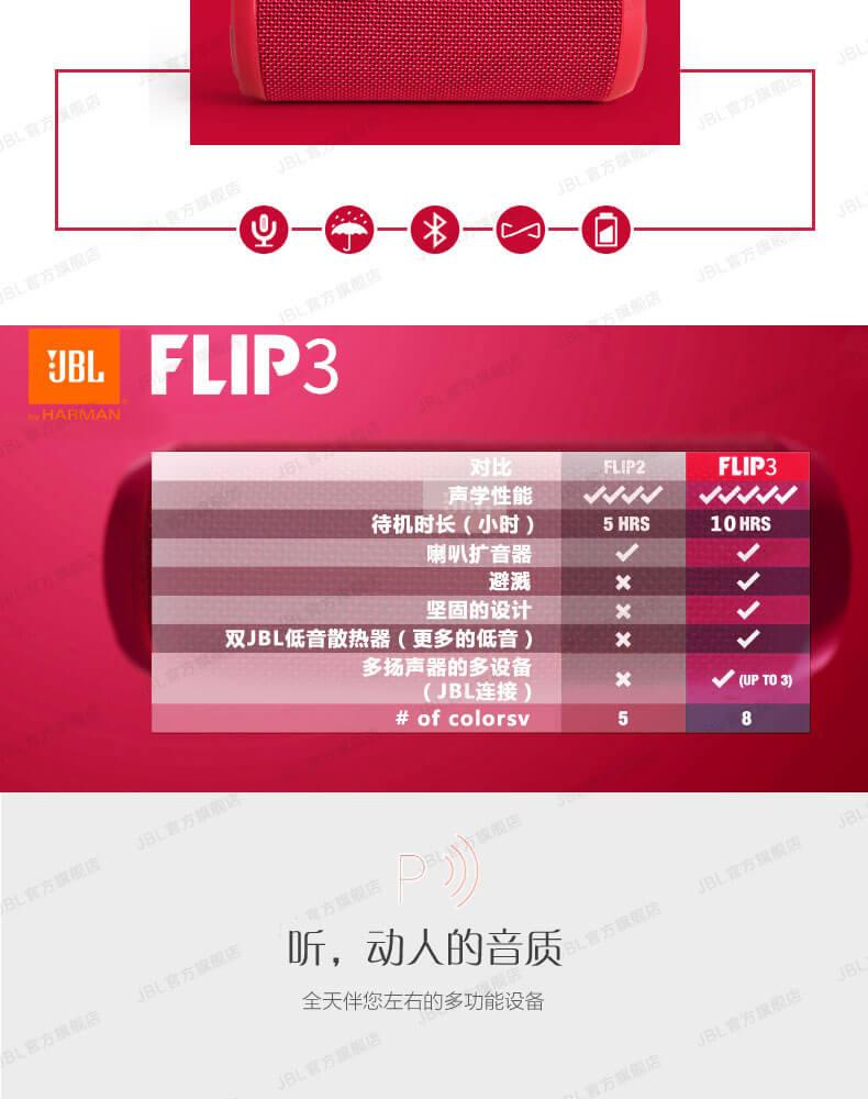 JBL FLIP3 06