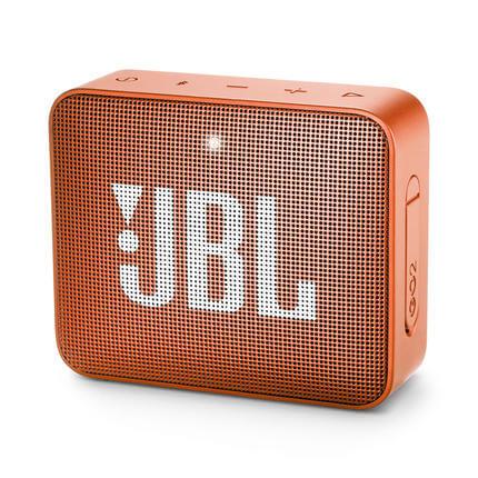 JBL GO2 升级版 音乐金砖 二代 便携 迷你 蓝牙音响