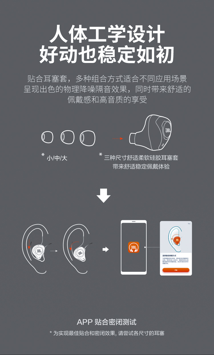 JBL CLUB PRO+TWS真无线蓝牙耳机音乐HiFi耳机重低音